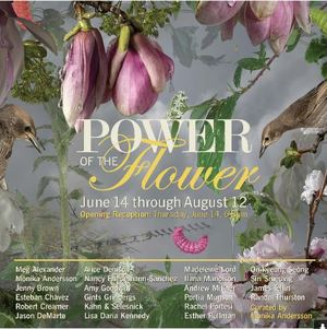 Power of the Flower at ConcordArt